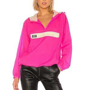 Stussy Aydin Nylon Crinkle Anorak Pullover Jacket